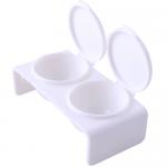 Akrilik masa beyaz