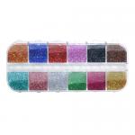 Tasarım için bir dizi glitter