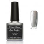 Jel kalıcı oje PrimaDonna No 40532 Silver Chrome Color