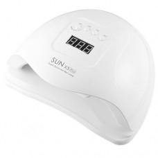 LED kurutma cihazı SUN X5 Plus. Beyaz.