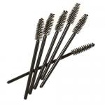 Kirpik fırçası (siyah), ambalaj 50 adet