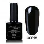 Jel kalıcı oje PrimaDonna No 40518 Black Pool